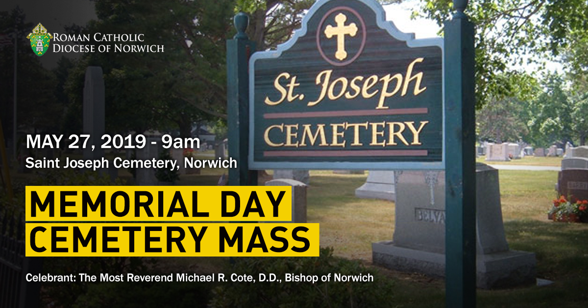 Memorial Day Cemetery Mass 2019