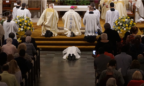 Ordination to the Priesthood - Saturday, June 29 at 10:30 a.m.