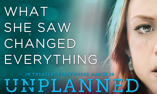 Show the Movie UNPLANNED in Your Church!