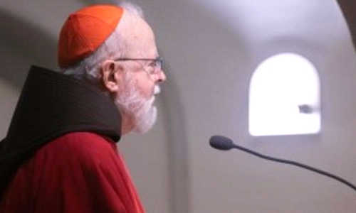 Cardinal O'Malley to U.S. Bishops: Ask for Grace at St. Peter's Tomb