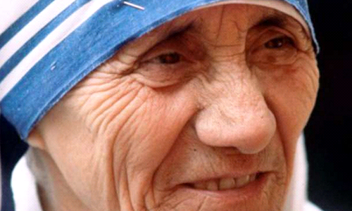 Missionaries of Charity Remember Saint Mother Teresa's Birthday