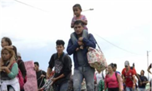 Islands of Mercy In A Sea of Indifference: Migrant Caravans Forum