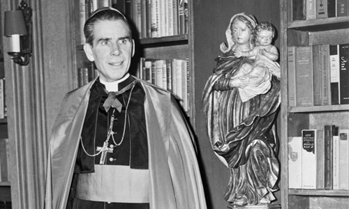 Venerable Archbishop Fulton J. Sheen to be beatified