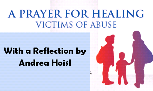 A Prayer for Healing for Victims of Abuse