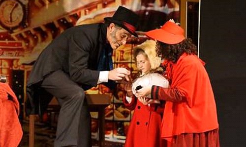 'A Christmas Carol' Comes to the Stage This Weekend at St. Andrew Church