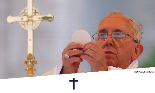 Prayer for Pope Francis on the 50th Anniversary of His Ordination