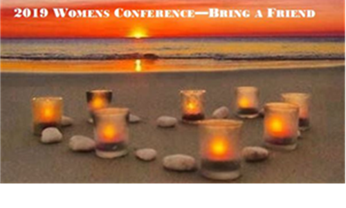 Women's Conference Registration Special Offer