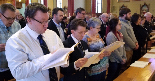 'A New Beginning': Rite of Election is 'Experience of Conversion and Grace'