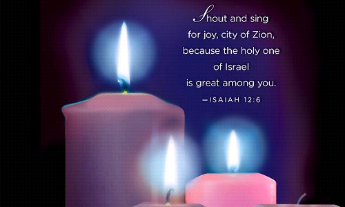 Third Sunday of Advent - Joy