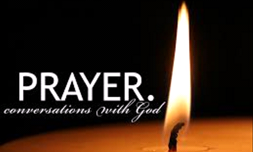 An Evening of Prayer