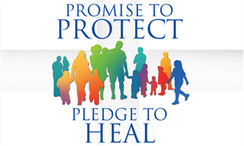 We Can Help: Promise to Protect, Pledge to Heal