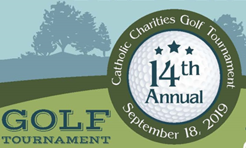 Sponsors and Golfers Needed for 14th Annual Catholic Charities Golf Tournament