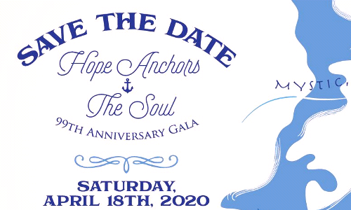Save the Date: Hope Anchors the Soul Gala for 2020 is coming up